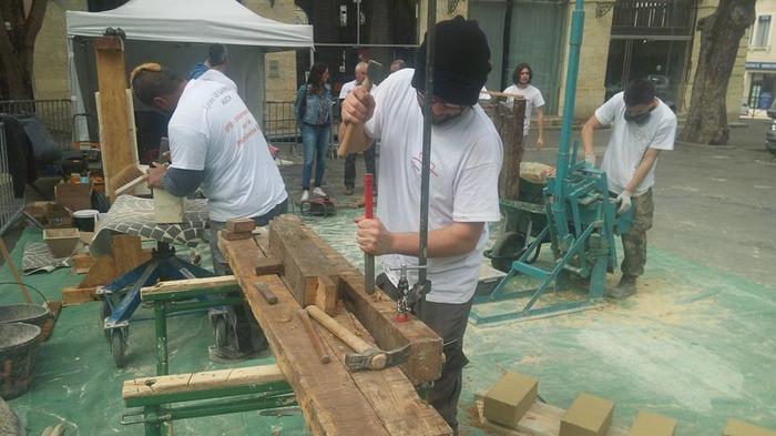 Journées du patrimoine 2018 - L'art du partage autour des métiers de la restauration du patrimoine