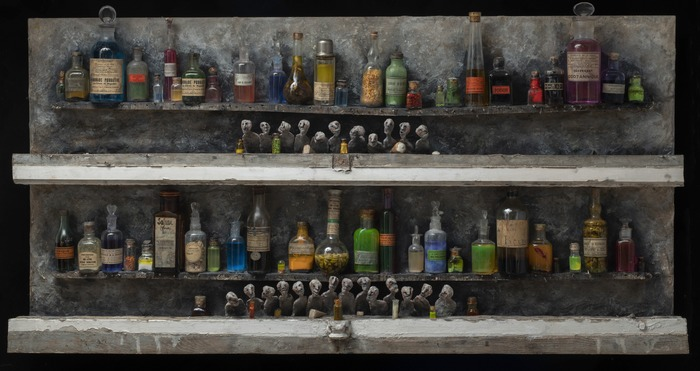 Journées du patrimoine 2018 - L'Art pharmaceutique : exposition