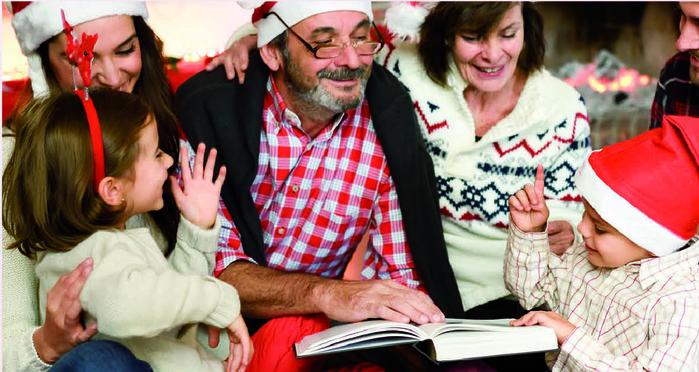 L'as-tu lu : Surprises de Noël