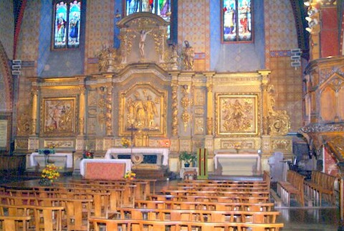 Journées du patrimoine 2017 - L'association Orgue & Culture propose une conférence-visite de l'église et de ses objets remarquables