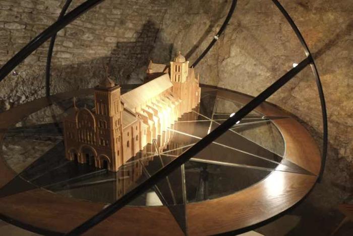 Journées du patrimoine 2018 - Atelier découverte de la Basilique de Vézelay