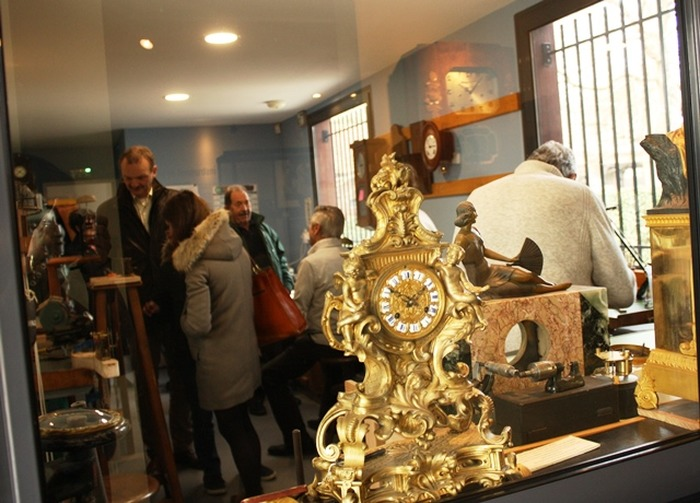 Journées du patrimoine 2018 - Savoir-faire des horlogers au musée de l'Horlogerie