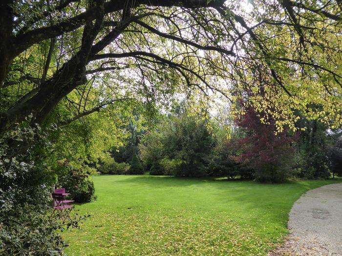 Journées du patrimoine 2018 - Visite guidée du jardin du Clos de Chanchore
