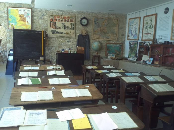 Journées du patrimoine 2017 - L'école Autrefois