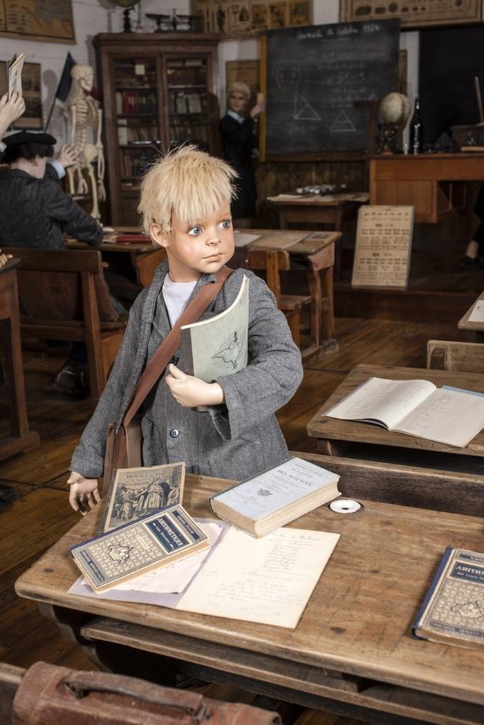 Journées du patrimoine 2018 - L'école d'autrefois