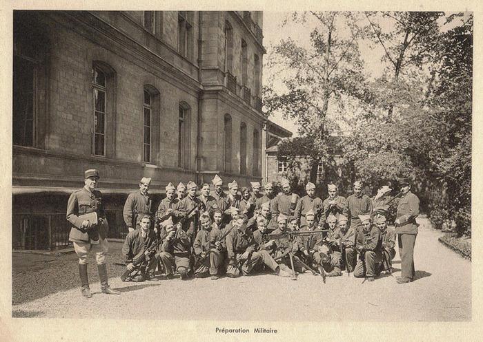Journées du patrimoine 2018 - L'école Normale pendant la Grande Guerre