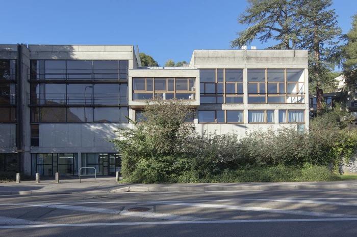 Journées du patrimoine 2017 - L'école supérieure d'art de l'agglomération d'Annecy