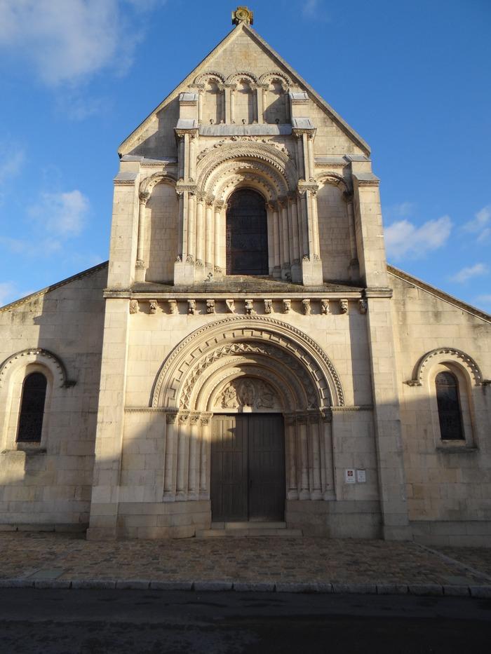 Journées du patrimoine 2017 - L'Eglise Saint-Jean-Baptiste