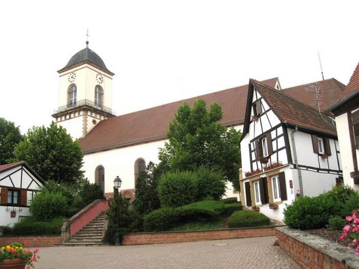 Journées du patrimoine 2018 - L'église, au cœur du village