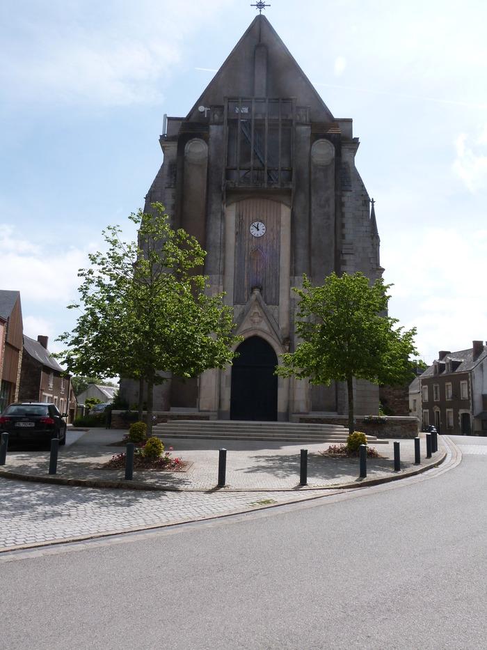 Journées du patrimoine 2017 - L'église au fil du temps