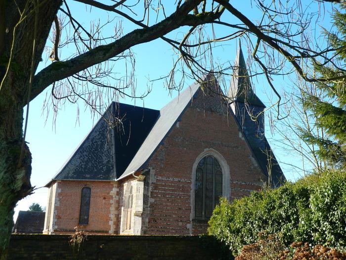 Journées du patrimoine 2018 - Concert des Polyphonies Fontenaysiennes à l'église Saint-Pierre-Aux-Liens de La Neuve Grange