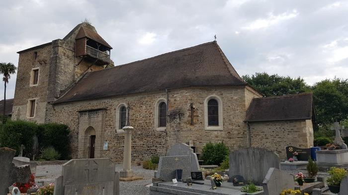 Journées du patrimoine 2018 - L'église de Gestas un patrimoine à préserver et à partager