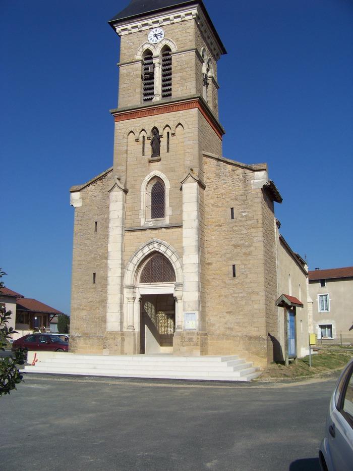 Journées du patrimoine 2018 - Visite libre de l'église de Rancé.