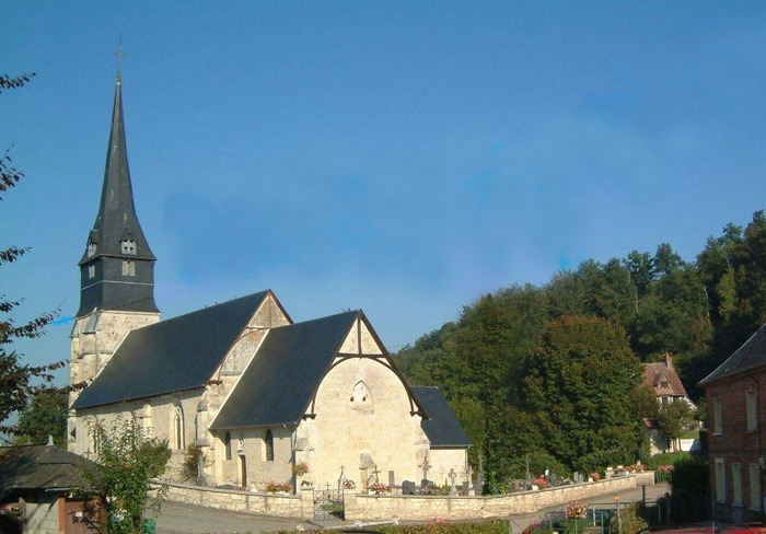 Crédits image : © Église Sainte-Marguerite des Loges