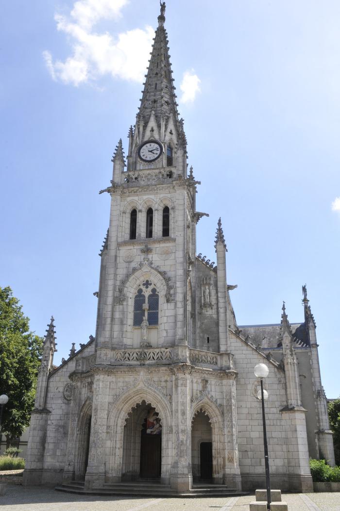 Journées du patrimoine 2018 - L'église Notre-Dame-De-Bonne-Nouvelle