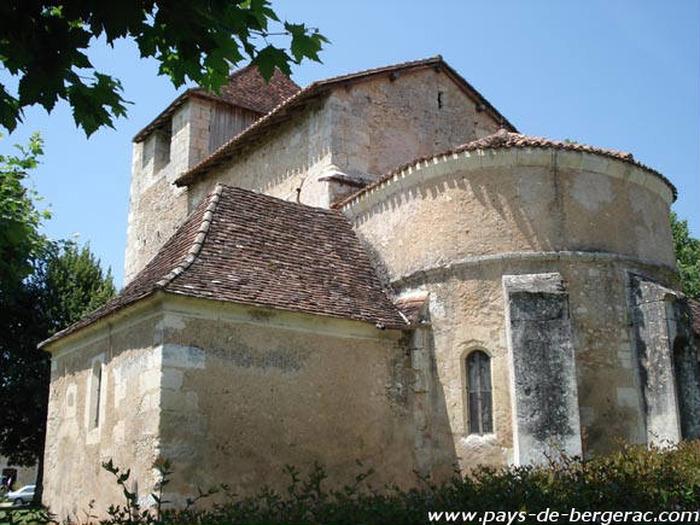 Journées du patrimoine 2018 - Visite libre de l'église Saint-Hilaire, de style romano-byzantin.