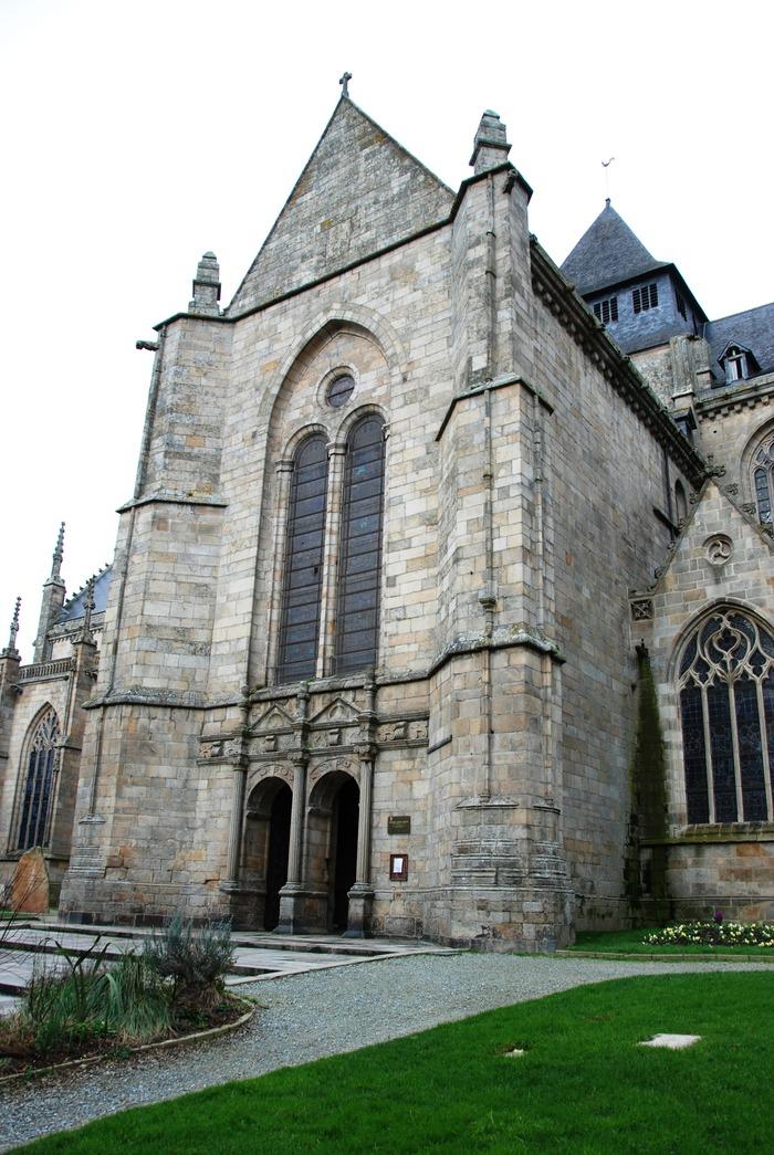 Journées du patrimoine 2017 - L'église Saint-Malo de Dinan