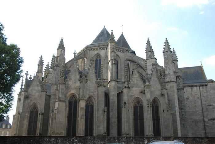 Journées du patrimoine 2018 - Visite libre ou guidée de L'église Saint-Malo - Dinan