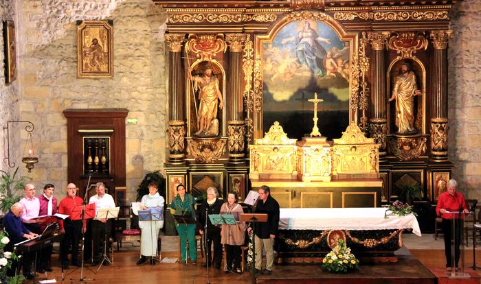 Journées du patrimoine 2017 - Église Saint Martin : patrimoine vivant au cœur de Pessac