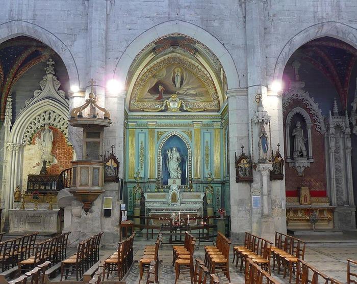 Journées du patrimoine 2017 - L'église Saint-Paul