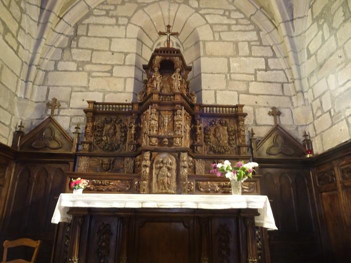 Journées du patrimoine 2018 - L'église Saint-Pierre-es-Liens et le mobilier baroque de la Haute-Corrèze