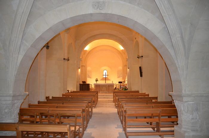Crédits image : Eglise de Jaillans  © SP-PAH