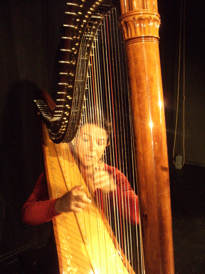 Journées du patrimoine 2018 - Concert-conférence « L'enchantement de la harpe »