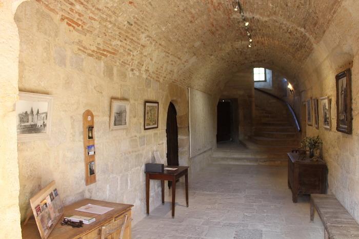Journées du patrimoine 2017 - L'entrée XV du Chateau de Flamarens