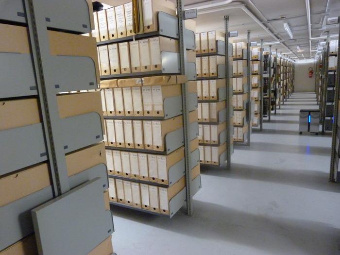 Journées du patrimoine 2018 - L'envers du décor - Visites guidées des Archives.