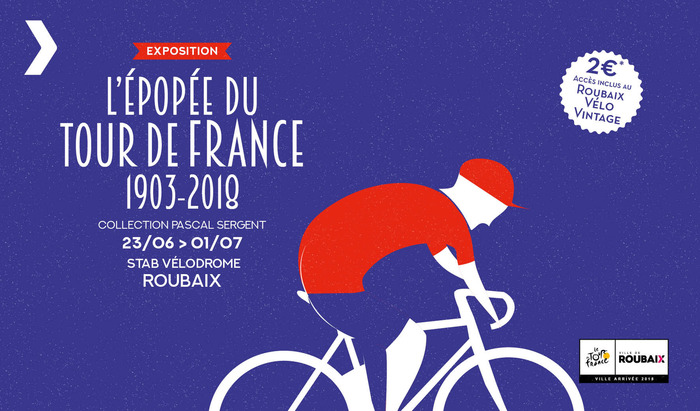 L'épopée du Tour de France 1903-2018