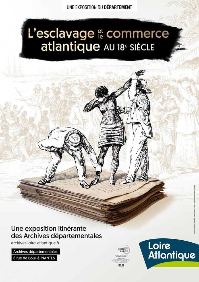 Journées du patrimoine 2017 - L'esclavage et le commerce atlantique au 18e siècle