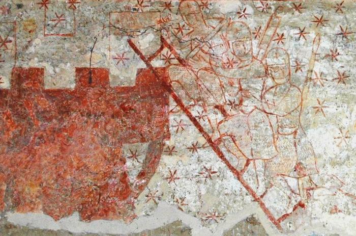 Journées du patrimoine 2018 - Visite guidée de la Chapelle de Sainte-Marie-aux-Anglais et présentation de l'héritage de Guillaume le Conquérant