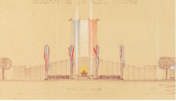 L'histoire du mémorial du souvenir de Bordeaux et la restauration de ce monument