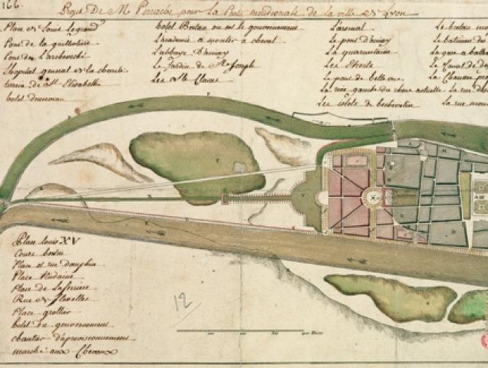 Crédits image : Archives municipales de Lyon