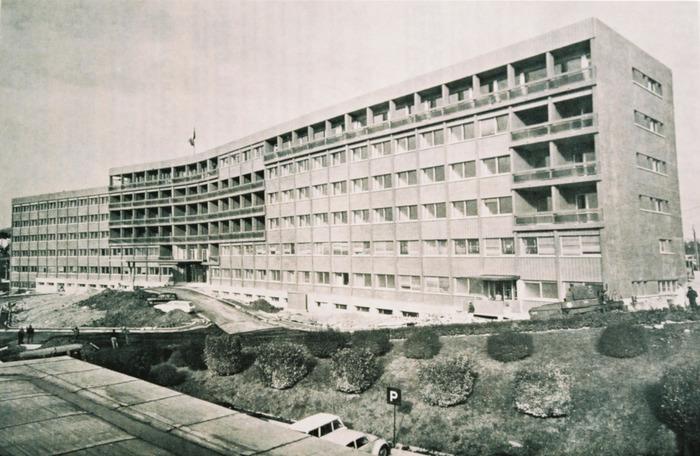 Journées du patrimoine 2018 - « L'Hôpital d'Aubagne de 1941 à 1971 » par Jean-Jacques Vidal, partage de souvenirs et dédicace