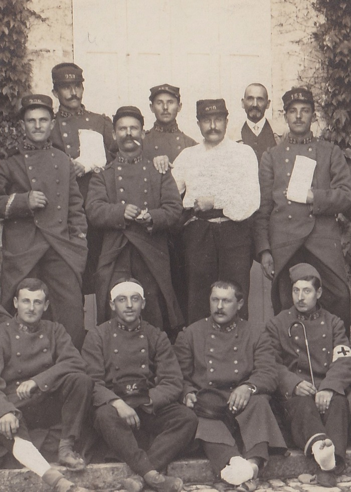 Journées du patrimoine 2018 - L'hôpital public de Beaugency au service de l'armée, du Premier Empire à la Seconde Guerre mondiale