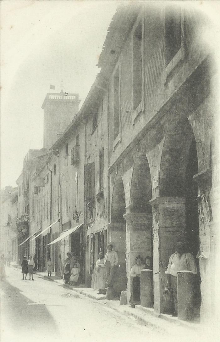Journées du patrimoine 2018 - L'Hôtel de ville d'Astaffort et son quartier