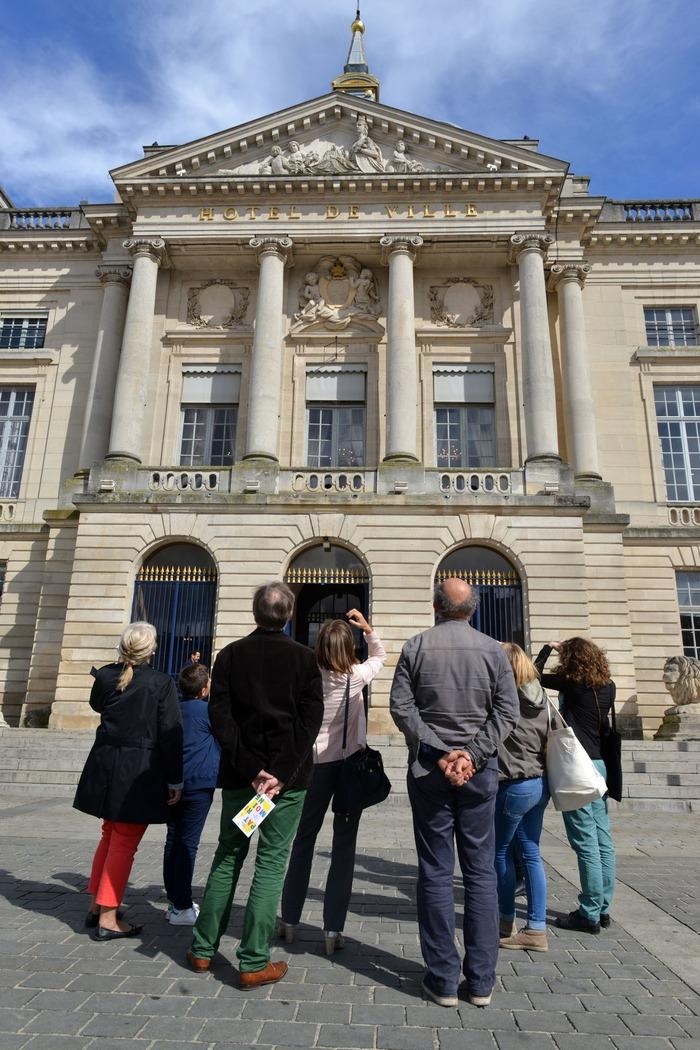 Journées du patrimoine 2018 - L'Hôtel de ville : de la cave au clocher
