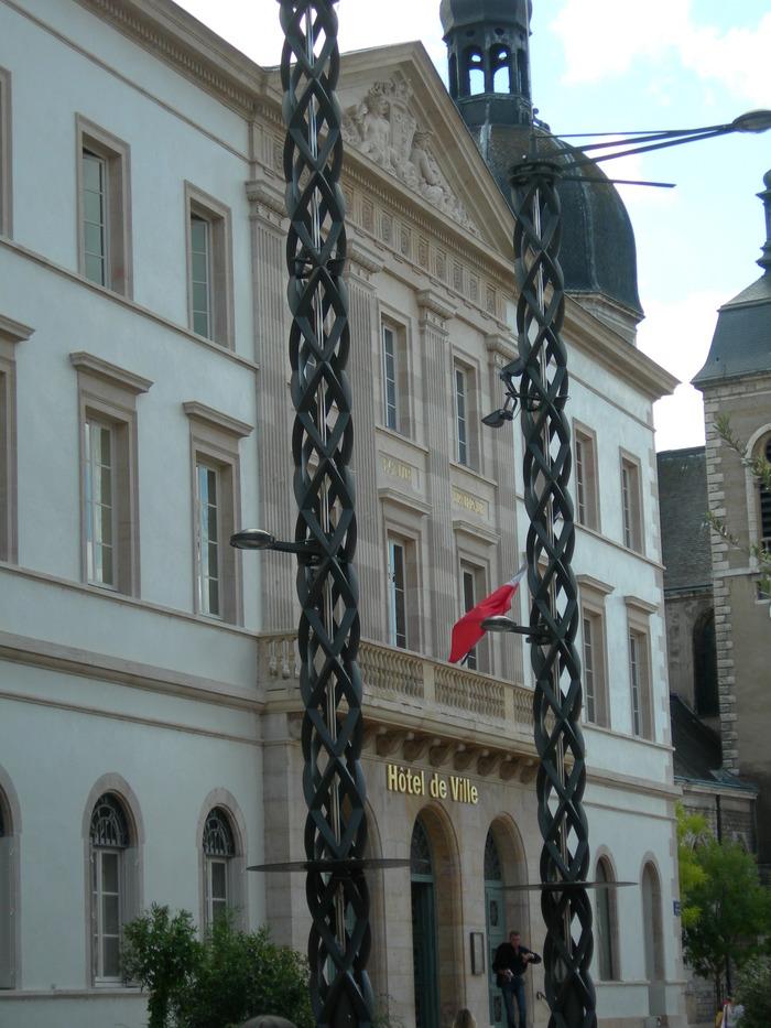 Journées du patrimoine 2018 - L'Hôtel de Ville, visite générale