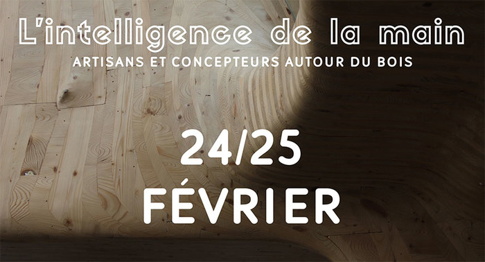 L'intelligence de la main : workshop pro