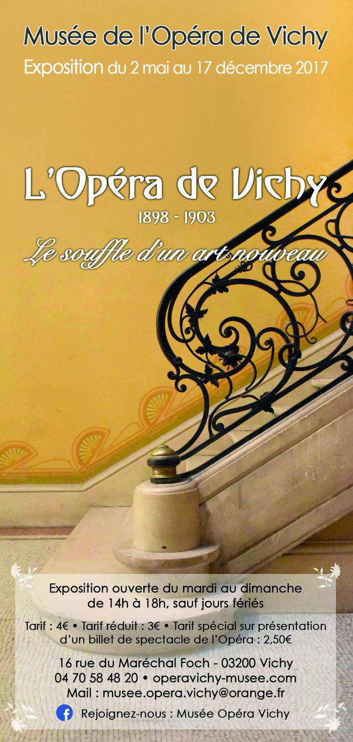 Crédits image : Musée de l'Opéra de Vichy