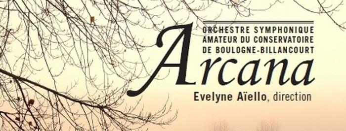 L'orchestre symphonique Arcana recrute !