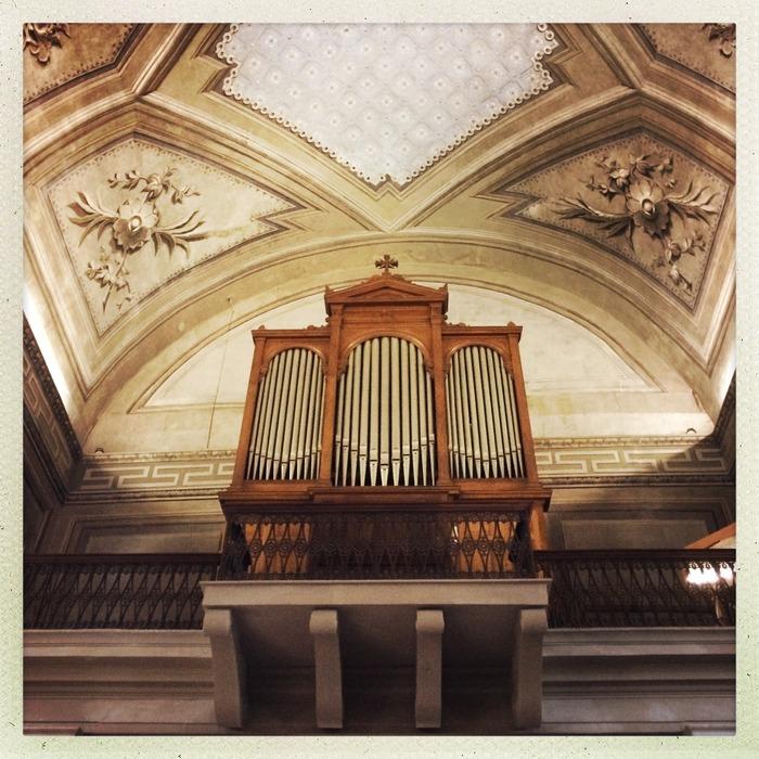 Journées du patrimoine 2018 - L'orgue de l'église Sainte-Agathe : un monument !