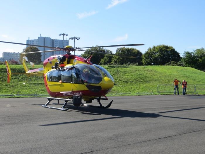Journées du patrimoine 2018 - L'univers de l'hélicoptère
