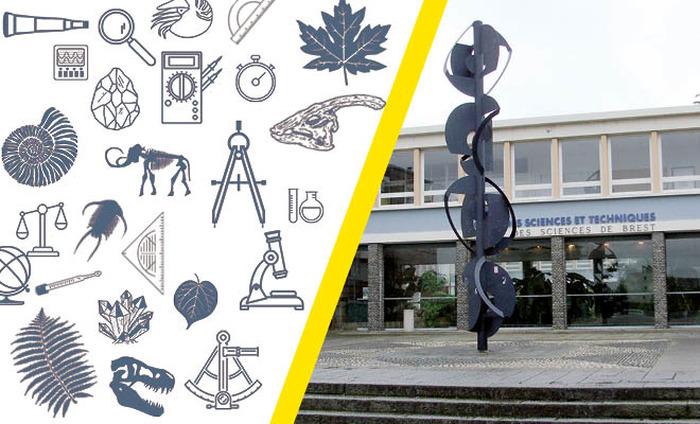 Journées du patrimoine 2018 - L'Université de Bretagne Occidentale dévoile ses collections scientifiques