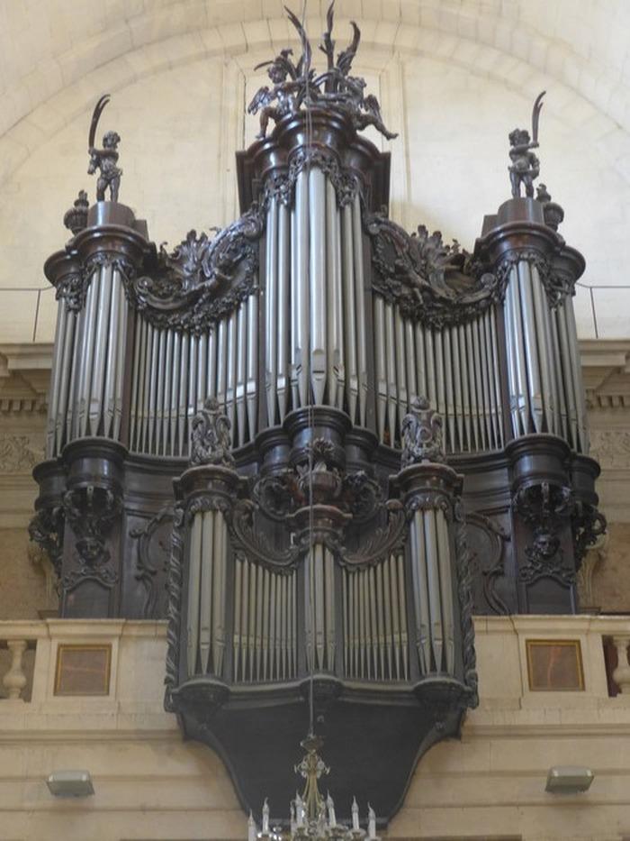 Journées du patrimoine 2018 - La basilique et son orgue : visite et petit récital