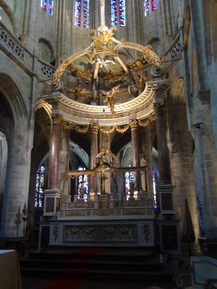 Journées du patrimoine 2018 - Visite libre ou guidée de La Basilique Saint-Sauveur - Dinan