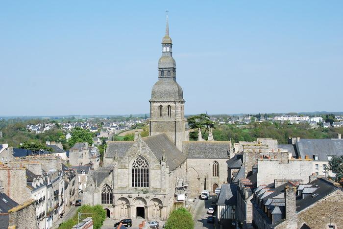 Journées du patrimoine 2017 - La basilique Saint-Sauveur