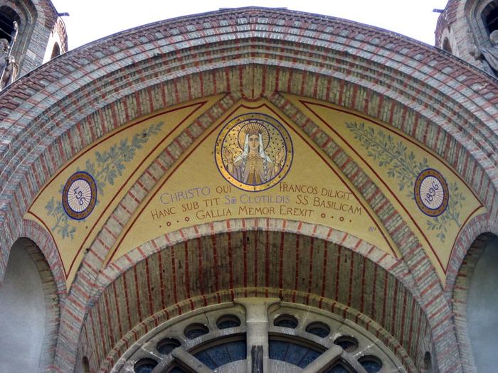 Crédits image : Association des amis du reliquaire de la basilique Sainte-Clotilde