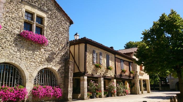 Crédits image : © OT des Landes d'Armagnac